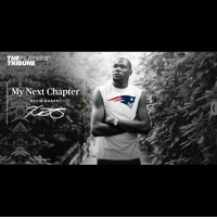 Patriots win the Super Bowl!!: THE  PLAYERS'  TRIBUNE  y Next Chapter  KEVIN DURANT Patriots win the Super Bowl!!