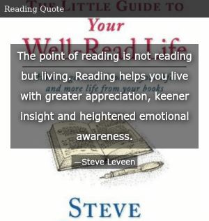 Steve Leveen The Little Guide To Your Well Read Life How To