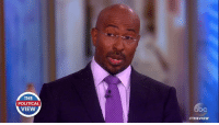 """Memes, Vans, and 🤖: THE  POLITICAL  VIEW  """"[Democrats] have let elitist-sounding, snobby people come into the party — and it's obnoxious!"""" CNN's Van Jones says of the divide between parties. """"Ain't nobody perfect. We gotta start talking about it."""""""