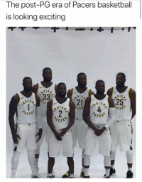 🤔😂: The post-PG era of Pacers basketball  is looking exciting  CER  イCER  CER 🤔😂