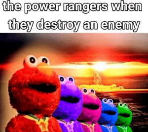 Power Rangers, Power, and Rangers: the power rangers when  they destroy an enemy power rangers
