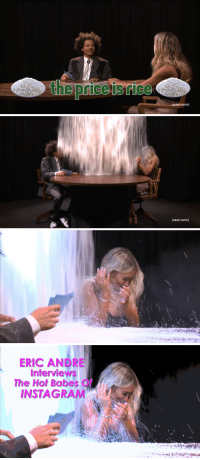 Instagram, Adult Swim, and Babes: the price tscice  ult swim]   adult swim]   ERIC ANDRE  Interviews  The Hot Babes Of  INSTAGRAM
