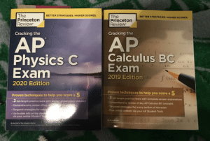 Tis' the season: The  Princeton  Review  BETTER STRATEGIES. HIGHER SCORES.  The  Princeton  Review  BETTER STRATEGIES. HIGHER SCORES.  Cracking the  Cracking the  AP  Physics C  Exam  AP  Calculus BC  Exam  pren  sin 4x  16  3.  16  64  ха  2019 Edition dx = (sin  2020 Edition  n2 22  Proven techniques to help you score  a 5  Proven techniques to help you score a 5  5 full-length practice tests with complete answer explanations  2 full-length practice tests with answer explanations included  • Comprehensive review of key AP Calculus BC concepts  cC cond  Comprehensive review of key A  • Targeted strategies for every section of the exam  Targeted strategies for everY  • Up-to-date info on the plane  via your online Student To  Free online content via your AP Student Tools  2cos 2x + c  By David $ Kahn  APIS a traderhark registered and owned by the College Board, which is not affilated with, and does  By the Staff of The Princeton Review  not endorsa, the  produds  APis a trademark registered and owned by the College Board, vhichus bor afriaten WItb ond does not endorse, this product. Tis' the season