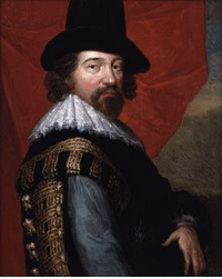 The problem with modern philosophers is that they have no sense of style. Francis Bacon invented Science and still managed to look fly af.: The problem with modern philosophers is that they have no sense of style. Francis Bacon invented Science and still managed to look fly af.