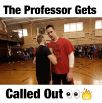The Professor got Called Out by a Chicago Baller 😳🔥 Watch Till the End, he had a Bucket of KFC in his hand and still balled 😂 - Follow (ME) @cleanestclipz for more! 🏀: The Professor Gets  Called Out The Professor got Called Out by a Chicago Baller 😳🔥 Watch Till the End, he had a Bucket of KFC in his hand and still balled 😂 - Follow (ME) @cleanestclipz for more! 🏀