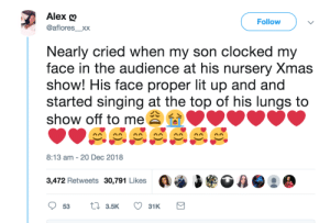 The proudest moment for a parent: The proudest moment for a parent