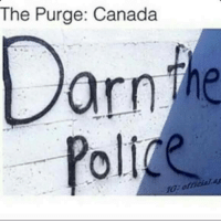 purging: The Purge: Canada  arn