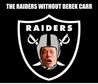 Accurate Credit: Khristian Ramirez Avelar: THE RAIDERS WITHOUT DEREK CARR  RAIDERS Accurate Credit: Khristian Ramirez Avelar