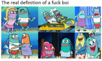 This is an advanced fuckboi. (I know a meme like this has been done before but I wanted to add more) Follow me for more! @PolarSaurusRex: The real definition of a fuck boi This is an advanced fuckboi. (I know a meme like this has been done before but I wanted to add more) Follow me for more! @PolarSaurusRex