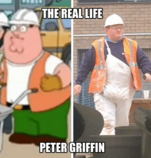 This Is Epic by sailend FOLLOW 4 MORE MEMES.: THE REAL LIFE  PETER GRIFFIN  13 This Is Epic by sailend FOLLOW 4 MORE MEMES.