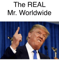The REAL  Mr. Worldwide