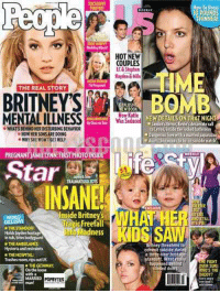 Britney Spears deserves more recognition for overcoming her struggles. She's a true inspiration.: THE REAL STORY  BRITNEY'S  MENTALILLNESS  WHATSBEHNDHERDESTURENNGBEHAVIOR  HOW HERSOKSAREDOING  PREGNANTAMIENNN FIRSTPHOTOINSIDE  Star  Inside Britney's  TazicFreefall  THE STANDOFF  Madness  Holdskysen hostage  innib bites bodyckard  NTHE AMBULANCE  Hysteria and mtraints  Trashesroom, rips out LV  THE GETAWAY  On the loose  ith a  MARRIED  How To Dress  10 POUNDS  NNERH  HOT NEW  COUPLES  AtiME  LC&Stepben  Hayden&Mila  BOMB  How Katie  EHDETAILSON THAT NIGHT  commit suickse duri  tanda11. Wha  ened  OVER SURI  WHOSE THE Britney Spears deserves more recognition for overcoming her struggles. She's a true inspiration.