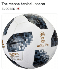 Fifa, Lol, and Memes: The reason behind Japan's  successo  OS  FIFA WORLD CUP  RUSSIA 2018  ESTRR Lol 😂👏