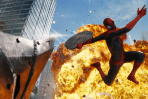 The reason why there wasn't an Amazing Spider-Man 3 is because Spider-Man got impaled by Rhino shortly after this final scene of The Amazing Spider-Man 2 (2014): The reason why there wasn't an Amazing Spider-Man 3 is because Spider-Man got impaled by Rhino shortly after this final scene of The Amazing Spider-Man 2 (2014)