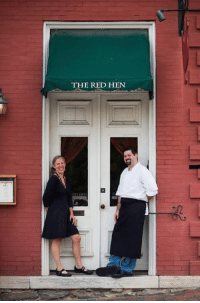 Business, Time, and Virginia: THE RED HEN Next time through Virginia you can bet I will stop here and support this business.  #VOTE2108