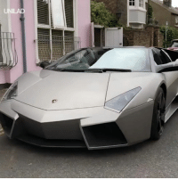Dank, Lamborghini, and 🤖: The ridiculously rare Lamborghini Reventon Roadster looks and sounds INCREDIBLE! 🔥🔥🔥  Supercar Blondie