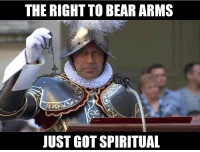 THE RIGHT TO BEAR ARMS  JUST GOTSPIRITUAL Swiss Guard Adopts Combat Rosary