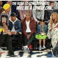 But it will be a beautiful one, big up @nickcannon whenever someone is waking up, greet them with a grand rising as you would your family ❤🖤💚: THE ROAD TO CONSCIOUS  WILL BE A IONELO But it will be a beautiful one, big up @nickcannon whenever someone is waking up, greet them with a grand rising as you would your family ❤🖤💚