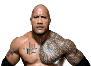 The Rock has a new chest tattoo: The Rock has a new chest tattoo