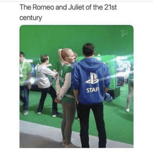 I like both: The Romeo and Juliet of the 21st  century  STAF I like both