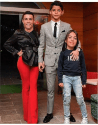 Family, Memes, and Ronaldo: The Ronaldo family https://t.co/7pkhy0w33y