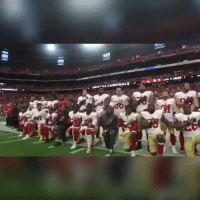San Francisco 49ers, Memes, and National Anthem: The SanFrancisco 49ers release a statement about their demonstration during the national anthem (Swipe)