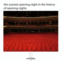 Halloween, History, and Stuff: the scariest opening night in the history  of opening nights  PERFORMER  STUFF #theatre #theatrekidproblems  #thespians #acting #halloween