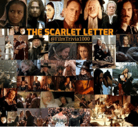 film the scarlet letter