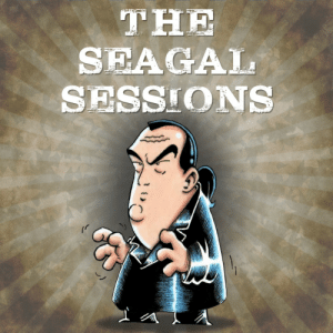 The Seagal Sessions Podcast - Episode 41: Beyond The Law: The Seagal Sessions Podcast - Episode 41: Beyond The Law