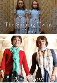 The Shining Twins  Then  An  OV Come play with us, danny.
