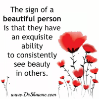 654f3f3101 Memes, Ability, and Consistency: The sign of a beautiful person is that they