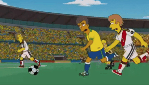 The Simpsons even predicted the Copa America final between Brazil & Peru https://t.co/ctOHkD078B: The Simpsons even predicted the Copa America final between Brazil & Peru https://t.co/ctOHkD078B