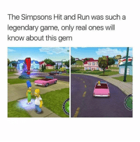 Loved this game as a kid it's amazing: The Simpsons Hit and Run was such a  legendary game, only real ones will  know about this gem  00. Loved this game as a kid it's amazing