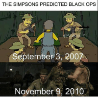 Bailey Jay, Memes, and The Simpsons: THE SIMPSONS PREDICTED BLACK OPS  September 3, 200  November 9, 2010 Of course they did 😂😂😂👌🏽