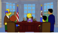 The Simpsons The Curiosity Company OMG!!! The Simpsons PREDICTED a Donald Trump presidency in year 2000