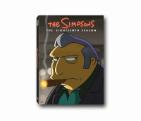 "Dank, The Simpsons, and The Simpsons: tHe SImpSONS  THE EIGHTEENTH SEASON NO NEED TO GET STABBY – ""THE SIMPSONS"" IS BACK ON DVD!"