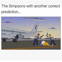 The Simpsons with another correct  prediction.  WWW Bandicam.com  GFIELD o my hecc the Simpsons are just so bae