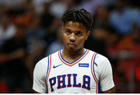The Sixers are sending Markelle Fultz to Orlando, per Adrian Wojnarowski: The Sixers are sending Markelle Fultz to Orlando, per Adrian Wojnarowski