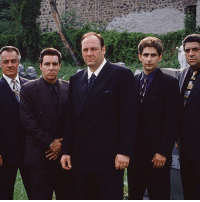 Memes, Time, and Old: The Sopranos is 20 years old. The greatest TV show of all time 🙌🏻