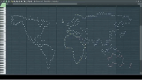 """the sound of australia"" midi art. whoever made this is a fucking legend so if anyone knows their @ let me know so i can credit them: ""the sound of australia"" midi art. whoever made this is a fucking legend so if anyone knows their @ let me know so i can credit them"
