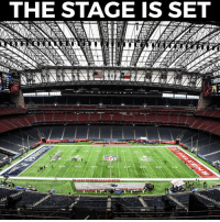 One team is going to walk off this field as Super Bowl LI Champions.: THE STAGE IS SET  JPEF One team is going to walk off this field as Super Bowl LI Champions.