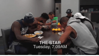 I'm not sure what I just watched, but it was funny  #Cowboys: THE STAR  Tuesday, 7:09AM I'm not sure what I just watched, but it was funny  #Cowboys