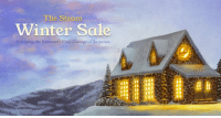 The Steam Winter Sale is here! ❄ Enjoy great discounts on thousands of games from now 'til January 3rd!  This year's sale features two special events: Steam's Extremely Cozy Cottage of Surprises and voting in the third-annual Steam Awards.  ❄ Steam Winter Sale: https://store.steampowered.com/ 🏠 Cozy Cottage: https://store.steampowered.com/promotion/cottage_2018/ 🏆 2018 Steam Awards: https://store.steampowered.com/SteamAwards/2018/  Visit Steam's Extremely Cozy Cottage of Surprises each day to open a door and reveal unique Steam Community items + DLC from community favorite Steam games, as well as some nostalgic consumable items of questionable quality from us!  The Steam Winter Sale also marks the start of voting for The Steam Awards!  This year, you can vote on all eight categories throughout the sale. Winners will be revealed in February 2019.: The Steam  Winter Sale  Featuring the Extremely Cozy Cottage of Surprises The Steam Winter Sale is here! ❄ Enjoy great discounts on thousands of games from now 'til January 3rd!  This year's sale features two special events: Steam's Extremely Cozy Cottage of Surprises and voting in the third-annual Steam Awards.  ❄ Steam Winter Sale: https://store.steampowered.com/ 🏠 Cozy Cottage: https://store.steampowered.com/promotion/cottage_2018/ 🏆 2018 Steam Awards: https://store.steampowered.com/SteamAwards/2018/  Visit Steam's Extremely Cozy Cottage of Surprises each day to open a door and reveal unique Steam Community items + DLC from community favorite Steam games, as well as some nostalgic consumable items of questionable quality from us!  The Steam Winter Sale also marks the start of voting for The Steam Awards!  This year, you can vote on all eight categories throughout the sale. Winners will be revealed in February 2019.