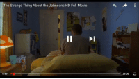 Memes, Movies, and Movie: The Strange Thing About the Johnsons HD Full Movie  0:49  29:06  -L fave