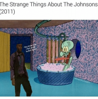 Memes, 🤖, and Disturbed: The Strange Things About The Johnsons  2011)  You know  how  i feel Ors  ONERY Y'all watch this??It was all over my feed yesterday so I watched it and I felt so sad and disturbed :(