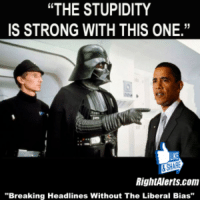 """This short independent video has Obama on the edge of a nervous breakdown: http://patriotsurvivalists.com/: """"THE STUPIDITY  IS STRONG WITH THIS ONE.""""  SAR  RightAlerts.com  """"Breaking Headlines Without The Liberal Bias"""" This short independent video has Obama on the edge of a nervous breakdown: http://patriotsurvivalists.com/"""
