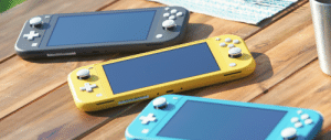 Control, Been, and Switch: The Switch Lite has been confirmed - $200 but doesn't have motion control, rumble and is handheld only. Comes in yellow and turquoise.