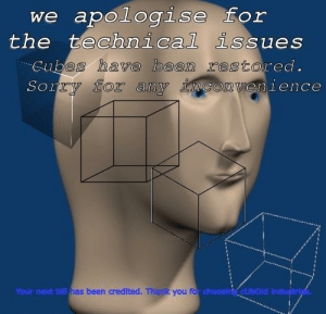 Memes, Reddit, and Tumblr: the technical issues  bes have been resto  2y so any  red.  Sor  conv  enience  Your nexxt bill  as been credited. Thank you fo  choosin cubOld surrealmemes:  [Src]