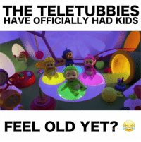 "Arguing, Broomstick, and Cheating: THE TELETUBBIES  HAVE OFFICIALLY HAD KIDS  FEEL OLD YET? <p><a href=""https://bubblebootybert.tumblr.com/post/172120223812/elodieunderglass-moneysltd-moldyfingers"" class=""tumblr_blog"">bubblebootybert</a>:</p>  <blockquote><p><a href=""https://elodieunderglass.tumblr.com/post/172118682872/moneysltd-moldyfingers"" class=""tumblr_blog"">elodieunderglass</a>:</p>  <blockquote><p><a href=""http://moneysltd.tumblr.com/post/171964940737/moldyfingers-termytheantisocialbutterfly"" class=""tumblr_blog"">moneysltd</a>:</p><blockquote> <p><a href=""http://moldyfingers.tumblr.com/post/171937063091/termytheantisocialbutterfly-libertarirynn"" class=""tumblr_blog"">moldyfingers</a>:</p> <blockquote> <p><a href=""http://termytheantisocialbutterfly.tumblr.com/post/171932194775/libertarirynn-are-you-telling-me-that-the"" class=""tumblr_blog"">termytheantisocialbutterfly</a>:</p> <blockquote> <p><a href=""https://libertarirynn.tumblr.com/post/171931882199/are-you-telling-me-that-the-teletubbies-have"" class=""tumblr_blog"">libertarirynn</a>:</p>  <blockquote><p>Are you telling me that the Teletubbies have, canonically, fucked? Because I am very uncomfortable with that information.</p></blockquote>  <p>Um wat</p> </blockquote> <p>turns out they're called the tiddlytubbies and they have names</p> <figure class=""tmblr-full"" data-orig-height=""1161"" data-orig-width=""778""><img src=""https://78.media.tumblr.com/4a3ab3c74f7e20cd8be53a86ff20bf16/tumblr_inline_p5p445rlGU1t1rsqs_540.png"" data-orig-height=""1161"" data-orig-width=""778""/></figure><p>most likely umby pumby is la la's kid and duggle dee is po's. Yellow and red make orange, so Po and La La got together to have Ruru. </p> <p>Nin is purple, so that one is Tinky Winky's. Dipsy's is Daa daa because they're both green. but look at daa daa's antenna. seems a bit similar to la la's no? la la and dipsy had some shit on the side.  </p> <p>po, that other cheating fuck, had ping with tinky winky because ping is pink and that's suspiciously similar to red and purple. also check out that fucking antenna. same as tinky winky's. can't hide the facts. po and la la were cheating on each other and now they have a shit ton of kids to pretend aren't theirs. </p> <p>tinky winky and dipsy also aren't innocent in this. the actual color of mi mi is an aqua green. green and blue. dipsy and tinky winky had mi mi AND they probably had Baa too. they had TWO KIDS and they're off getting some tubby custard on the side. </p> <p>scandals galore in that damn superdome. </p> </blockquote> <p>A diagram for everyone who does not understand either. I found that the only pairs who had not had children together according to the above were Po and Dipsy, and Tinkywanky and Lala. Coincidentally Po, Lala and Tinkywanky all have children with only one confirmed parent. Considering the amount of cheating going on here, its quite likely that these children were the product of these pairs which have supposedly not boned. The suspected parents of these children have been indicated with dotted lines. An orgy happened here.</p> <figure class=""tmblr-full"" data-orig-height=""377"" data-orig-width=""751""><img src=""https://78.media.tumblr.com/dca9f8fa7825674da10267d74e6d1dc7/tumblr_inline_p5qq458OMk1s3pojy_540.png"" data-orig-height=""377"" data-orig-width=""751""/></figure></blockquote> <p>So @eternalstrigoli sent me this asking how it fits in with the Adult Teletubbies lore from my dream. I'm happy to say that it does fit in, although not in the way people expect. <br/></p><p>In my dream lore, the Teletubbies on the popular show are actually toddlers, the captive young of a long-lived species of giant ancient cryptid. In my dream, the adult form of the Teletubby was an enormous shambling forest god. <br/></p><p>Weirdly, this was supported by the statement from the BBC in the wake of the Gay Tinky Winky conversation, when they argued that the male-identified character's use of a handbag was innocent, and in no way a marker of his orientation: <b>""Tinky Winky is simply a sweet, technological baby with a magic bag.""</b></p><p>That's right, the Beeb has stated that Tinky Winky is a <i>baby</i>.</p><p>You see, my theory says that the Tiddlytubbies, the reboot's new ""babies"", are indeed older babies or young toddlers. I argue that they are about the equivalent of one-year-old humans. The range could be from about 9 months to 18 months; but I'd say generally you would expect one-year-old humans to do the things the Tiddlytubbies do. They babble, tumble, toddle and play like slightly drunk kittens. They're at the intersection of baby/toddler; capable of bumbling (toddling) around on their own, and they are reasonably autonomous, but still needing to be cared for and always falling over. In terms of physiology, they do resemble 1-year-olds, with the same physical proportions you would expect in a human of that age.<br/></p><p>The Teletubbies, by contrast, are more like… 3 or 4 year olds. They're toddlers, older ones, not quite school-age: developmentally capable of having short conversations, setting up games and activities, and performing simple self-care (preparing food, putting themselves to bed). In terms of physiology, they do have the cutely rounded/stubby appearance associated with this age of toddlers, who traditionally have those classic potbellies and little round butts that stick out. <br/></p><p>And again, the BBC has stated that <i>the Teletubbies are babies</i>, not sexual beings at all.<br/></p><p>Thus, I don't think the existence of the Tiddlytubbies suggests that the Teletubbies from the show produced them. Using the lore from the dream, they are young captive infants, being brought up in the same controlled conditions as the existing older toddlers. Within several years, this new crop of infants may approach the size and development of the existing Original Four. And, perhaps, replacing them…<br/></p></blockquote>  <p class=""npf_quote"" data-npf='{""subtype"":""quote""}'>I think I'm having an aneurism. </p></blockquote>  <p>This post is canceled. Everyone go home.</p>"