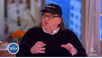 """""""I would not trust the polls,"""" Michael Moore said. """"We live in a country where [on] American Idol, people went for Fantasia over Jennifer Hudson."""": THE  #THE VIEW """"I would not trust the polls,"""" Michael Moore said. """"We live in a country where [on] American Idol, people went for Fantasia over Jennifer Hudson."""""""